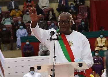 Image result for investiture  roch kaboré